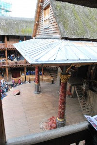 London, Globe Theater, Shakespeare